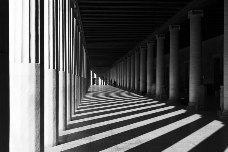 "Honorary mention - Eleni Siameti - ""Ancient Patterns"" (XVI edition, Discover Architecture)"